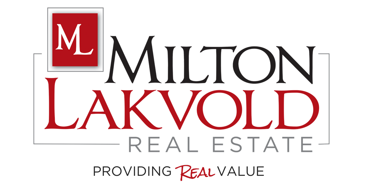 Milton Providing Real Value Logo